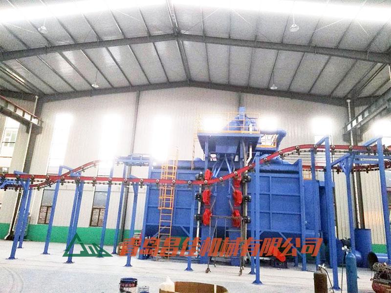 举升机zhuan用抛丸清理机--营口qi车保修设备协hui
